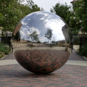gazing sphere