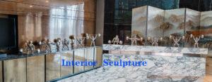 interior sculpture