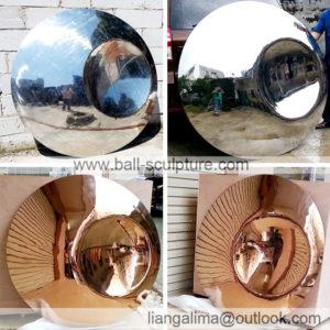 mirror dome