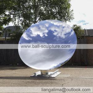 outdoor concave mirror