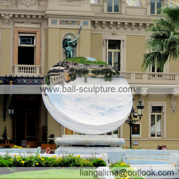 outdoor concave dome