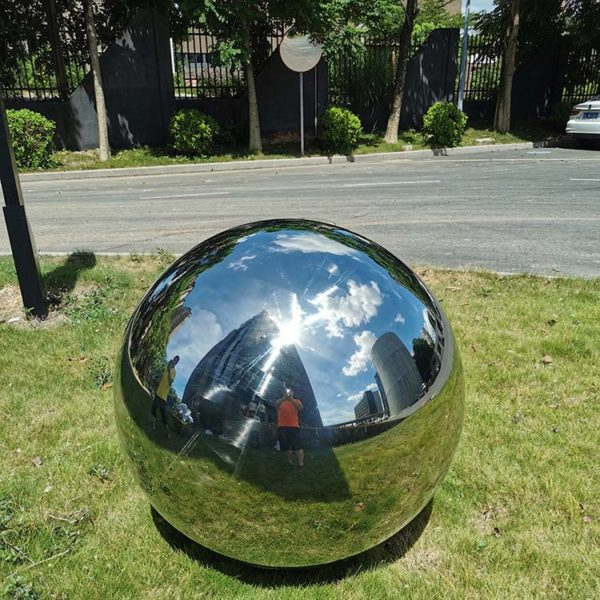 stainless steel sphere hollow round ball
