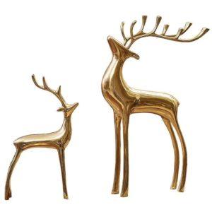 metal deer crafts