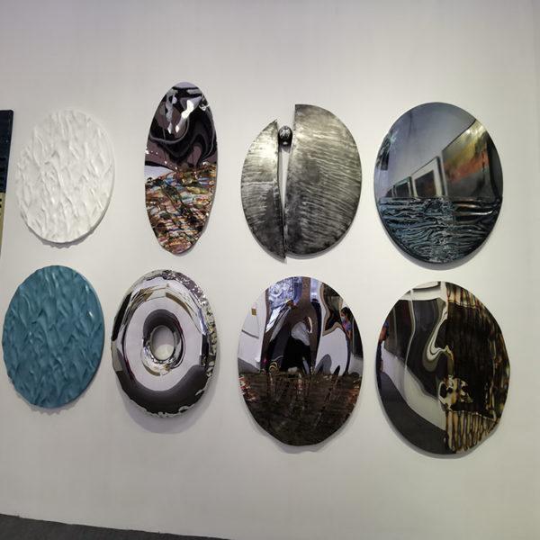 Steel Wall Decoration